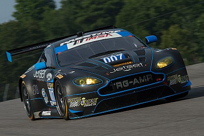 TRG-AMR takes GT Daytona pole position at Road America