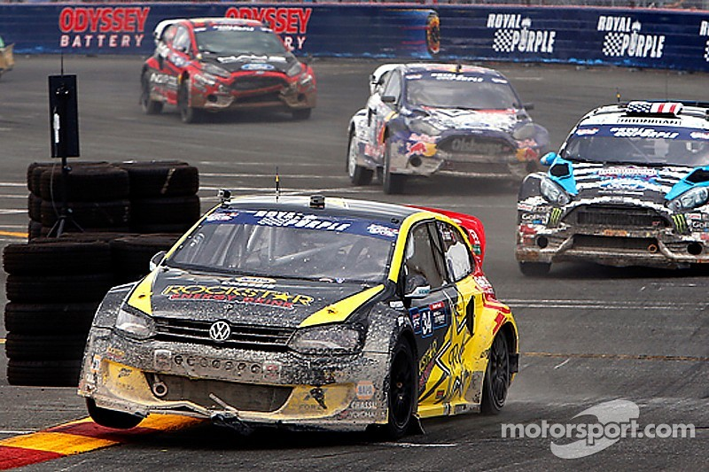 Rockstar driver Tanner Foust eyes scheduling change