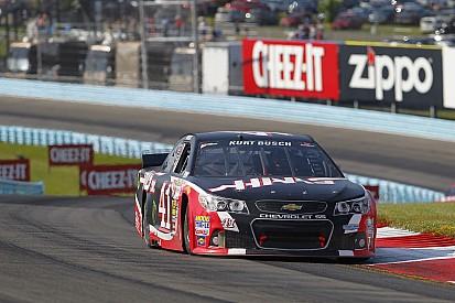 NASCAR notebook: Third-place finisher Kurt Busch enjoyed his front-row seat