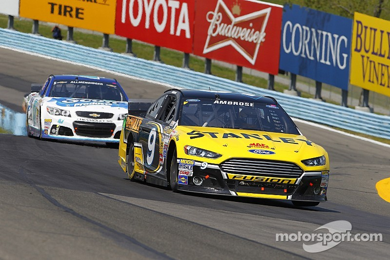 Ambrose's Chase hopes slipping away with Watkins Glen defeat