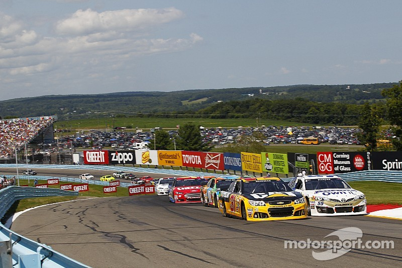 TV ratings for Watkins Glen highest they've been in four years