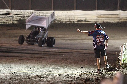 """Wisconsin sprint series President: """"You don't get out of your car"""""""