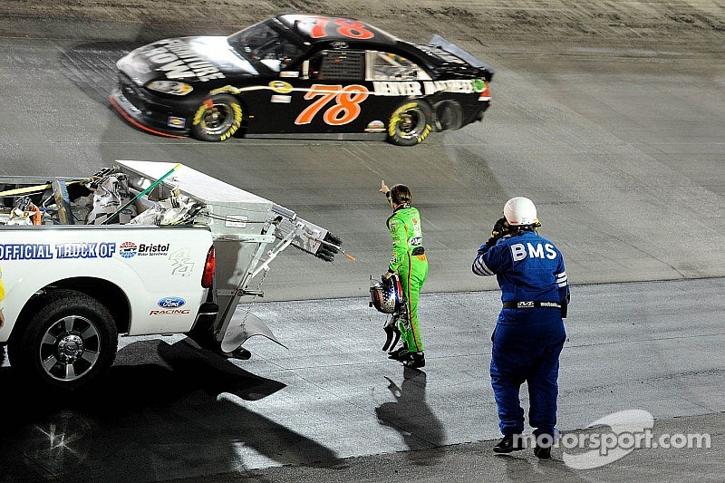 NASCAR announces new on-track incident policies