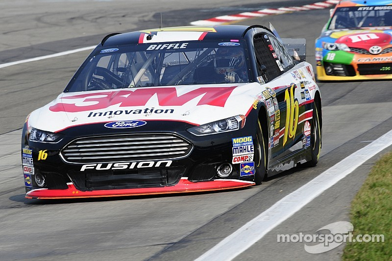 With history on his side, Biffle ready for Michigan