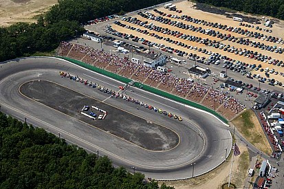 Driver at a racing school at Wall Stadium Speedway in New Jersey killed