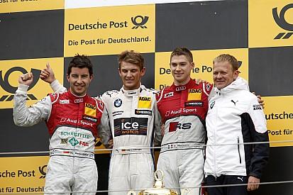 Double podium for Audi