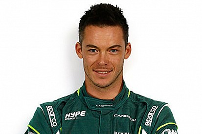 CONFIRMED: André Lotterer to drive for Caterham F1 at Spa
