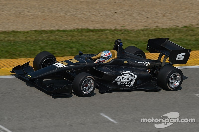 Looking forward: Indy Lights 2015