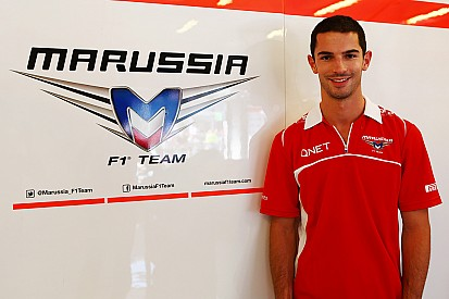American Alexander Rossi to race in Belgian GP with Marussia