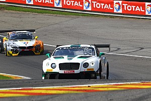 PWC Preview Dyson Racing Team Bentley to race second Continental GT3 in Pirelli World Challenge