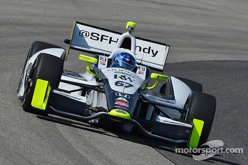 Newgarden, SFHR look to sustain success in Sonoma
