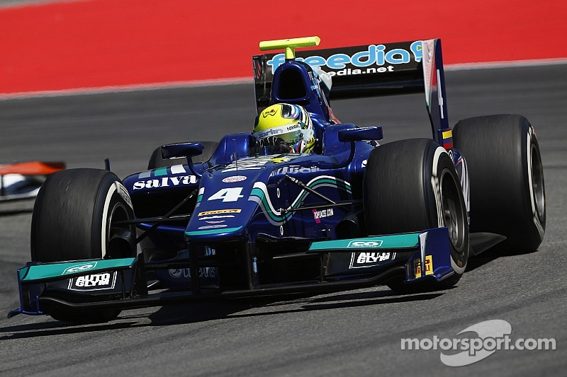 Julian Leal sets the pace at Spa