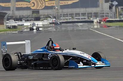 USF2000 Sonoma Friday qualifying and practice recap