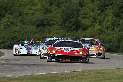VIR weekend showcases TUDOR Championship GT classes
