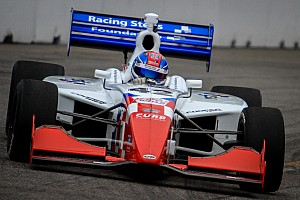 Indy Lights Qualifying report Indy Lights Friday Sonoma recap