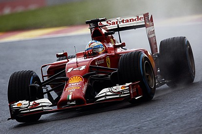 Ferrari on Belgian GP: Wet weather welcome