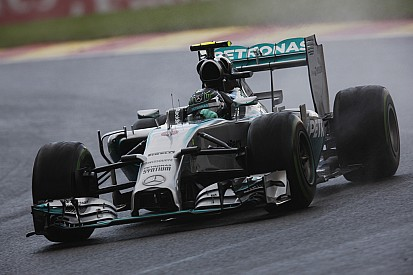 Pirelli: Rosberg claims pole position for MercedeS with intermediate