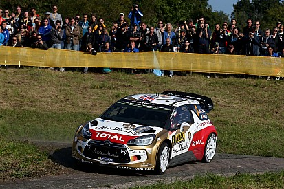 Citroën : On course for another podium finish