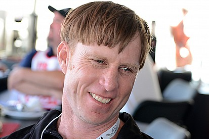 Memo Gidley makes appearance at IndyCar event in Sonoma
