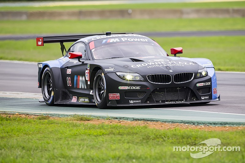 BMW Team RLL qualifies 2nd and 4th at Virginia International Raceway