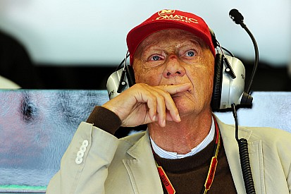 'I will not tolerate more failures' - Lauda