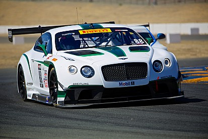 Dyson Racing Team Bentley scores best results to date