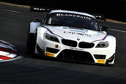 Disappointing Sunday race for Alessandro Zanardi at Slovakia Ring