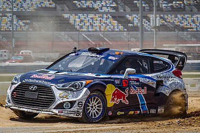 Millen's first win in Red Bull GRC comes at Daytona