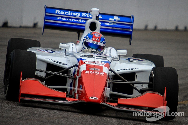 Harvey sweeps Indy Lights as Chaves celebrates championship in California