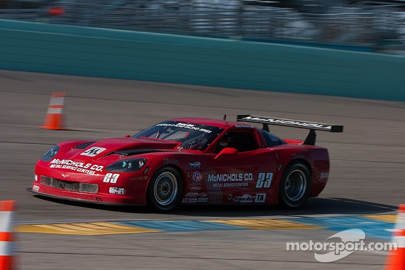 Ruman has Trans-Am championship on her mind