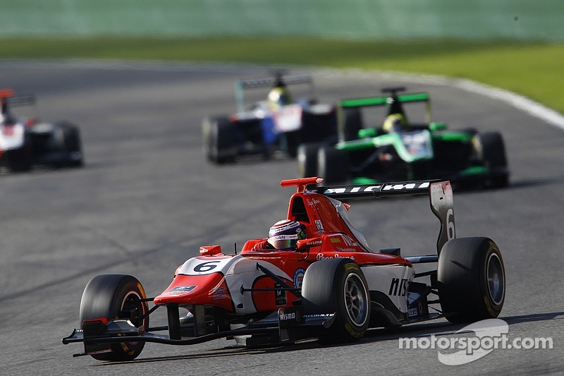 Mardenborough hauls in points at Spa-Francorchamps