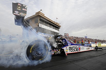 Antron Brown brings winning mentality to U.S. Nationals