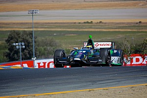 IndyCar Preview KVSH Racing's Bourdais looking to move up in standings with strong performance in 2014 season finale