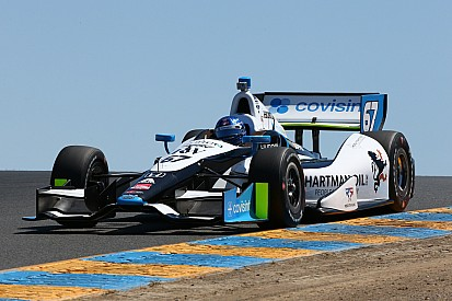Newgarden focused on strong finish at Fontana finale