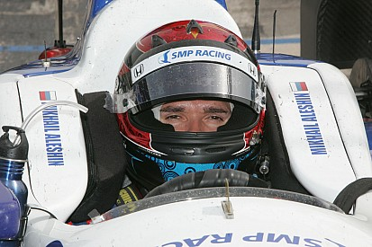 "Aleshin in ""serious but stable condition"" following IndyCar wreck -- UPDATED"
