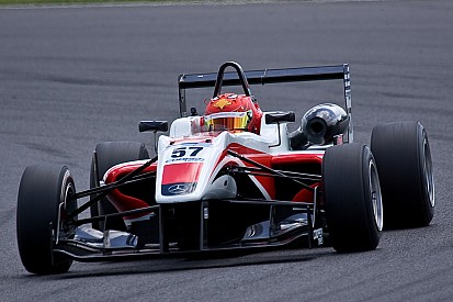 Ferrucci and Cao share poles at Brands Hatch