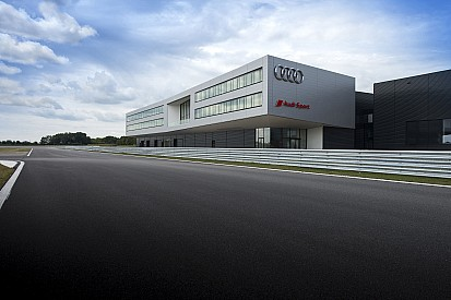 Audi Neuburg opened in an official ceremony