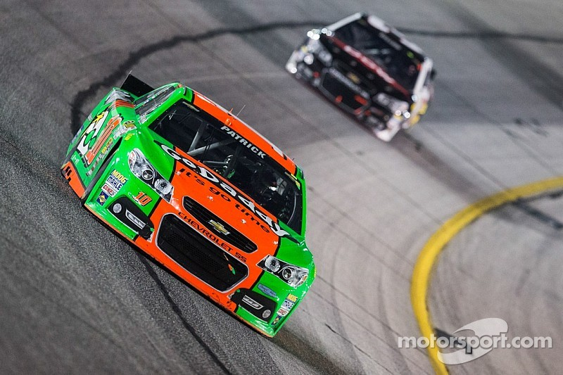 Record-breaking run for Danica at Atlanta