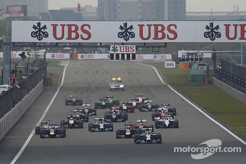 UBS reducing F1 sponsorship
