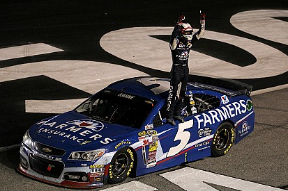 Kasey Kahne's win makes Richmond more difficult for Chase bubble drivers