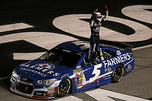 NASCAR Cup Analysis Kasey Kahne's win makes Richmond more difficult for Chase bubble drivers