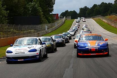 NASA championships launch at Road Atlanta