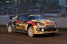 Petter Solberg sets his sights on being first, first