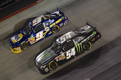 JR Motorsports drivers attempt to further separate from pack at Richmond