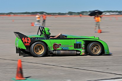 Tire Rack SCCA Solo Nationals sets participation record during Thursday runs