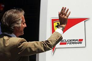 Formula 1 Breaking news New rumours say Montezemolo stepping down