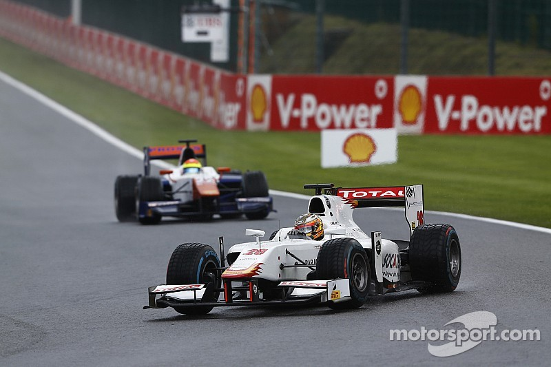 Pic sets the pace in Monza