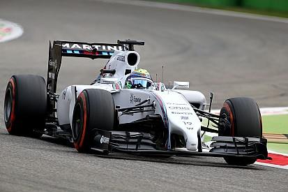 Williams successfully tested the new aero package on Friday practice at Monza