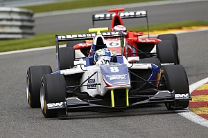GP3 Race report Eriksson scorches to Race 1 win in Monza