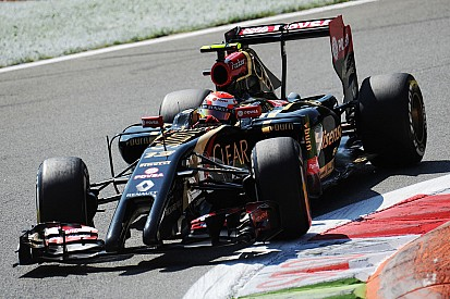Lotus does not have a impressive result on Italian GP